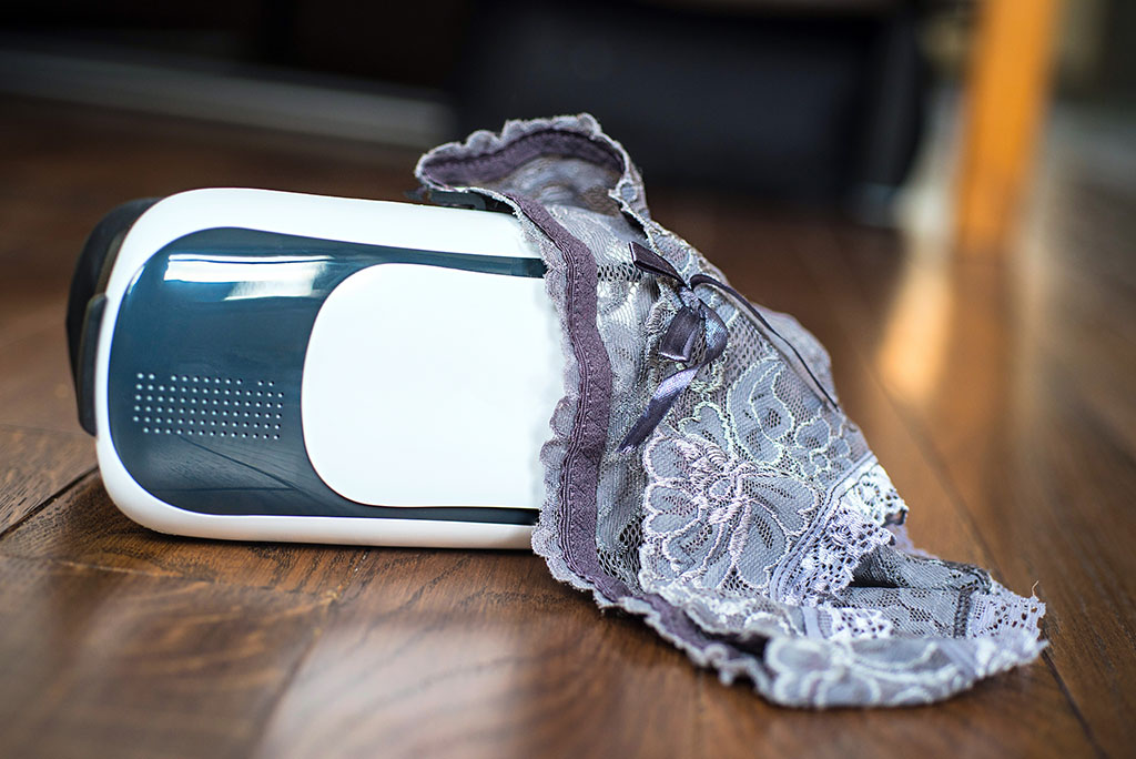 Mit der PS4 kannst du ganz einfach VR Pornos mit dem VR-Headset anschauen