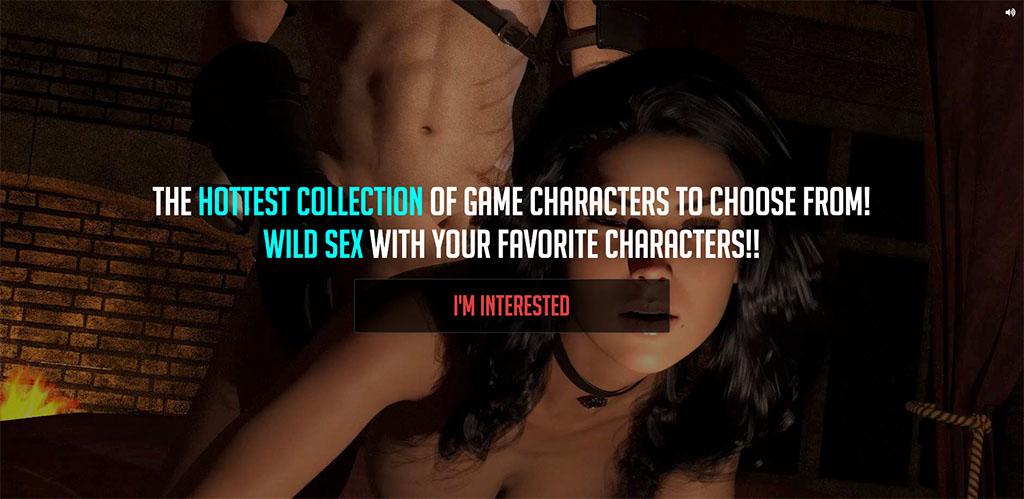 Game of Moans ist ein 3D Adult Game für Game of Thrones Fans